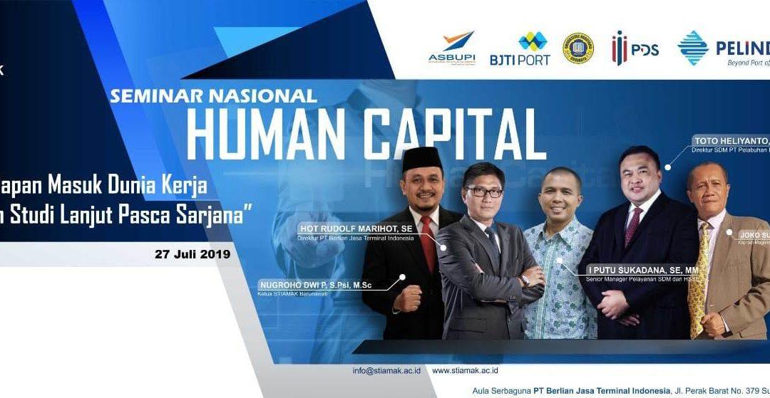 Seminar Nasional Human Capital