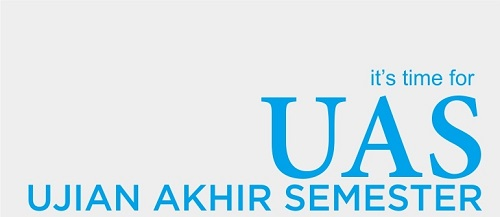 Ujian Akhir Semester (UAS) Genap 2018/2019