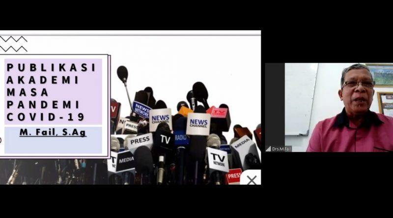 Humas Stiamak: Pelototi Berita Hoax dengan 5 Rukun Iman Jurnalistik